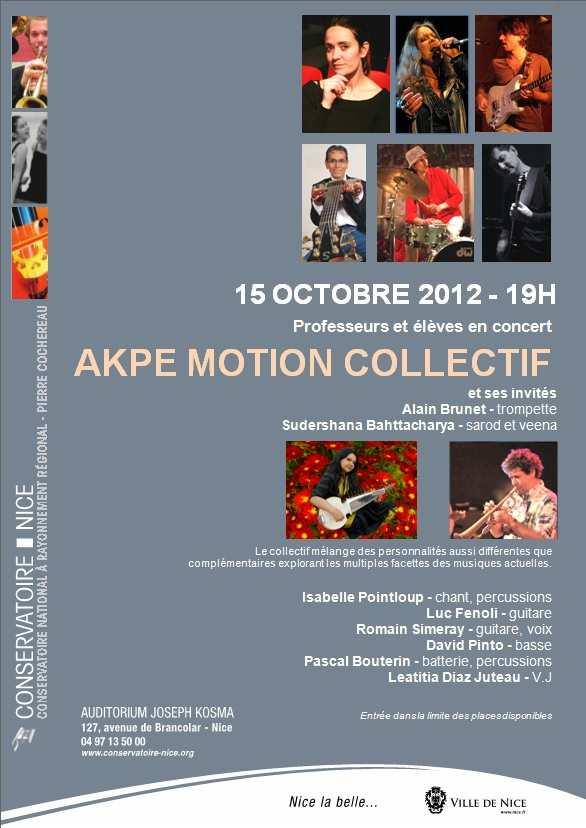 Photo: Sudeshna Bhattacharya, 15. October, Nice, France