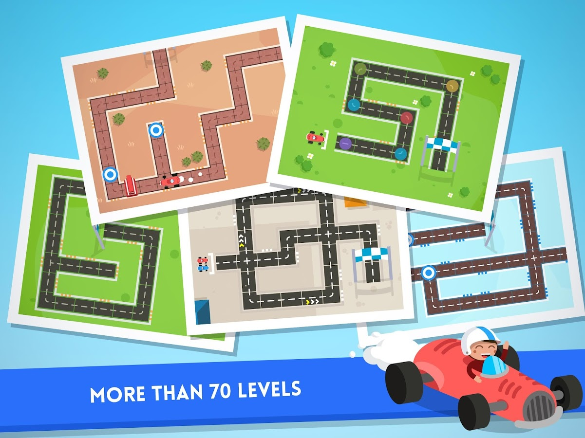 Code Karts Pre-coding for kids- screenshot