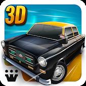 Taxi Mania 3D