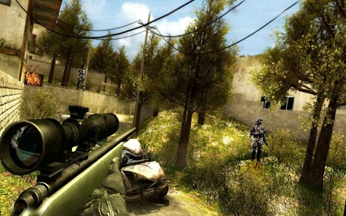 Army Commando Strike - Call of Revenge - náhled