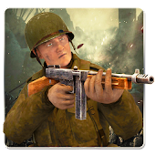 Call Of World War 2 : WW2 FPS Frontline Shooter