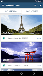 Travel Smart - Canada- screenshot thumbnail