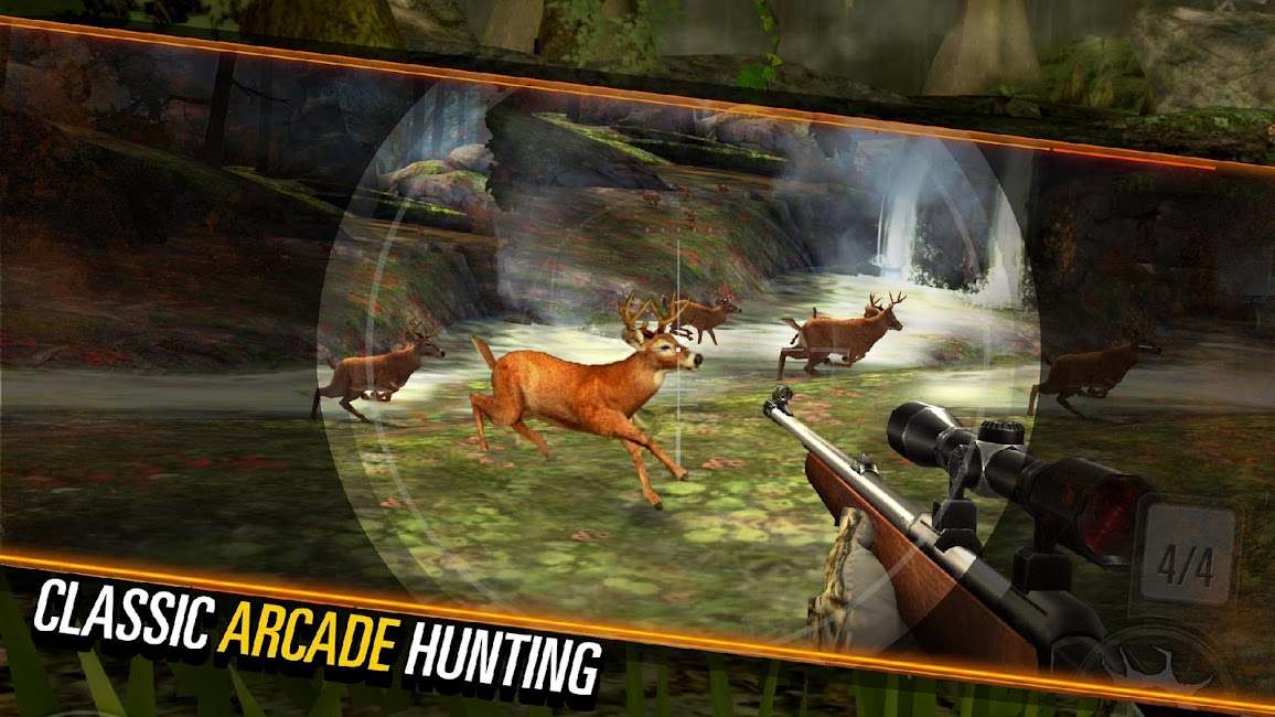 #15. DEER HUNTER CLASSIC (Android)