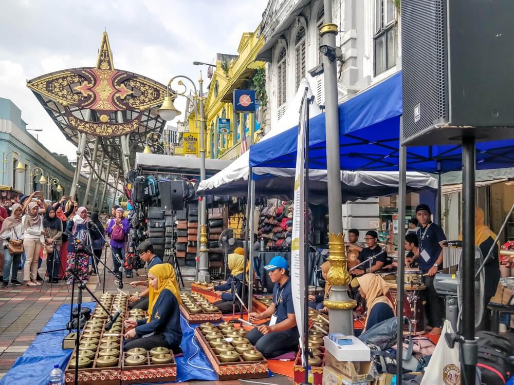 penang+street+market+temple+night+market+penang island+malaysia