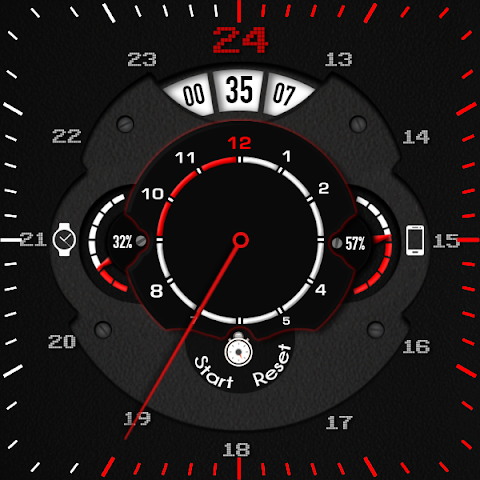 android Phroton Interactive Watch Face Screenshot 28