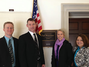 Photo: 2014 Cap Conference- Blumenauer office