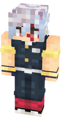 Tengen Nova Skin By the age of 15, seven of his siblings had already died leaving only him and his younger brother. tengen nova skin