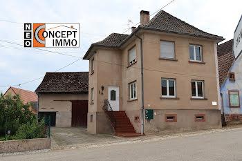 maison à Mietesheim (67)