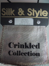 Photo: Crinkled Collection - sample book