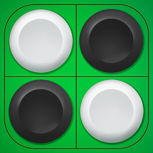 Reversi Free King of Games 4.0.11 by Cross Field Inc. logo