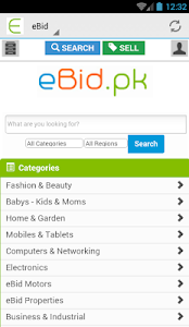 eBid.pk | Online Shopping Mall screenshot 0