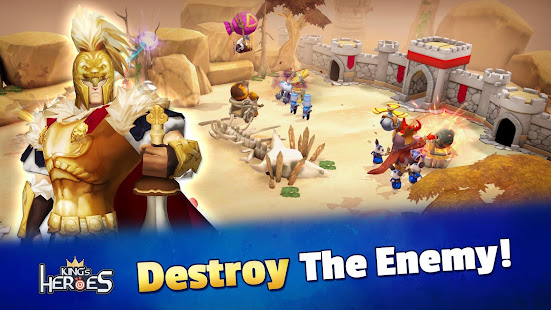 How to hack King's Heroes for android free