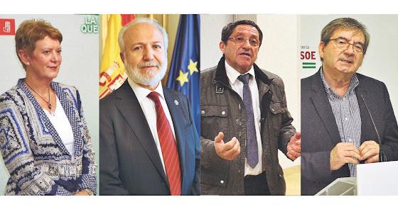 Tres ministros presciden de almerienses como altos cargos del Gobierno