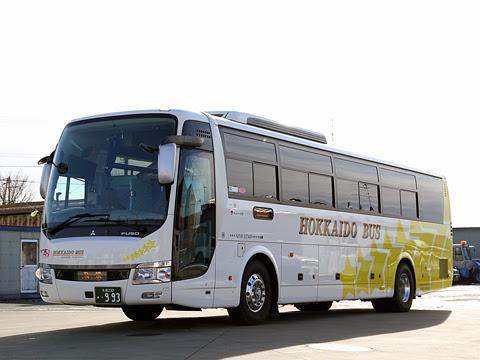 北海道バス「帯広特急ニュースター号」 イメージ写真