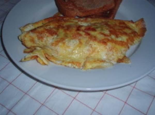 Vegetable Omelet