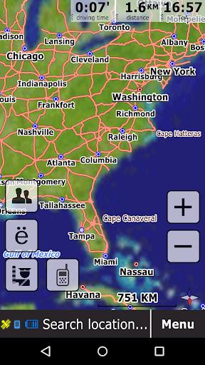 GeoNET. Maps & Friends 11.1.170 Screenshots 6