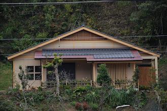 Photo: 純和風の平屋を正面から