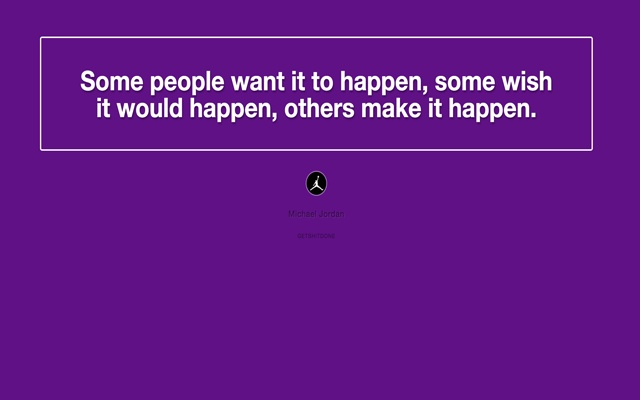 QEQ: Startup quotes with every new tab.