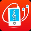 Audio Music & Mp3 HD Player: Portable Music Box icon