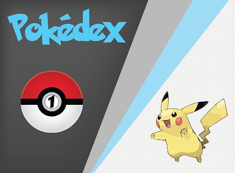 Generation 1 - Pokédex