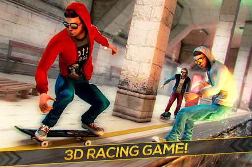Amazing Skateboarding Game! 1.6.0 screenshots 1
