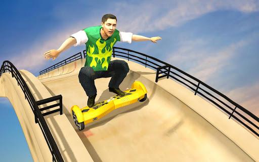Mega Ramp VS Hoverboard 1.0.2 screenshots 8