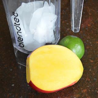 Mango Lime Ice.