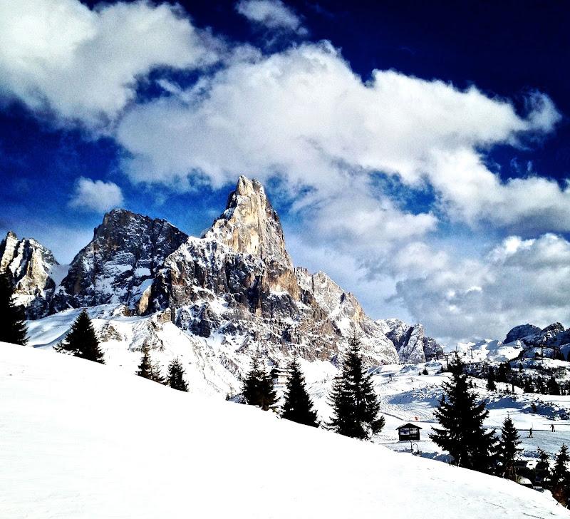 Montagne innevate di Alessandra Alba