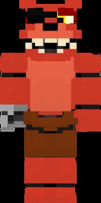 he the pirate fox fixed