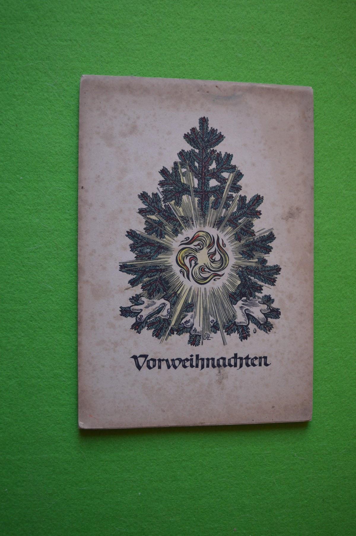 Adventskalender 1942