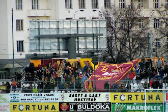 Photo: 08/03/09 v Dukla Prague (CFL2) 1-0 - contributed by Gary Spooner