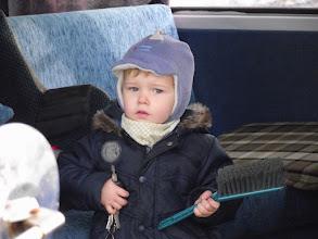 Photo: ...uczy się od małego  ;)