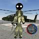 Stickman US Army Stickman Rope Hero counter