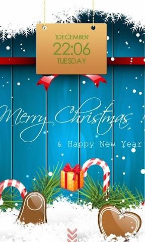 android Christmas present Screenshot 0