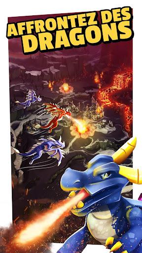 Code Triche Empire: Age of Knights APK MOD screenshots 3