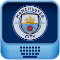 Clavier Manchester City FC icon