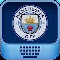 Teclado del Manchester City FC icon