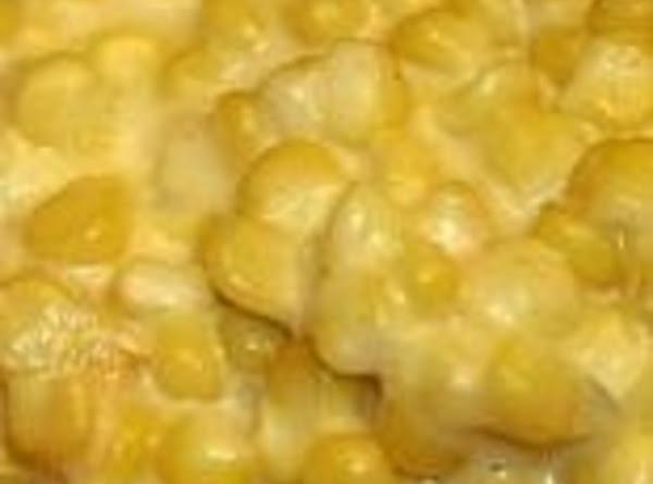 Jeanne's Creamed Corn Recipe
