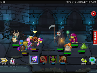 Bit Heroes APK screenshot thumbnail 18