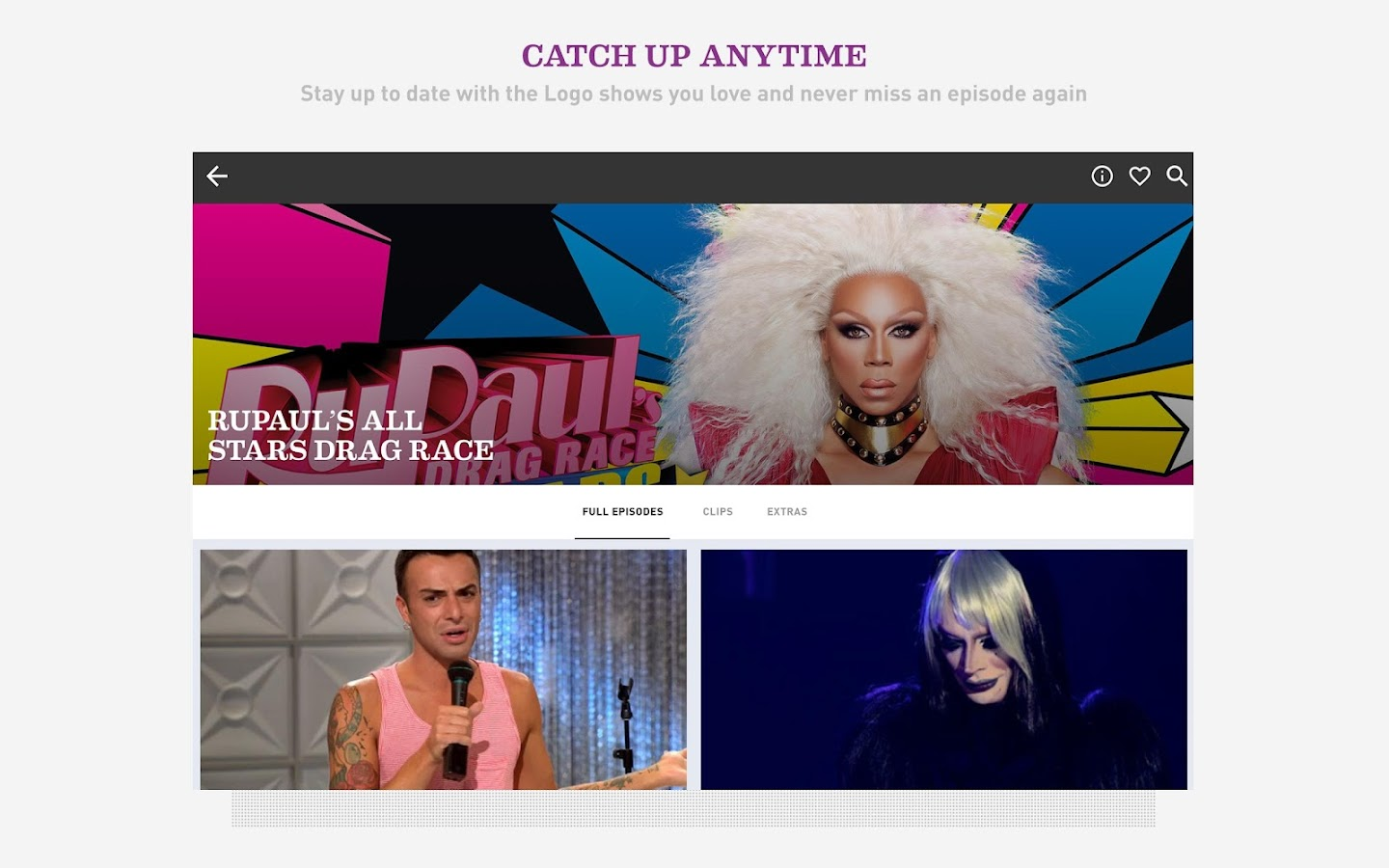 LogoTV- screenshot