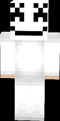 Marshmello Nova Skin - Feuerwehr skin fur minecraft pe