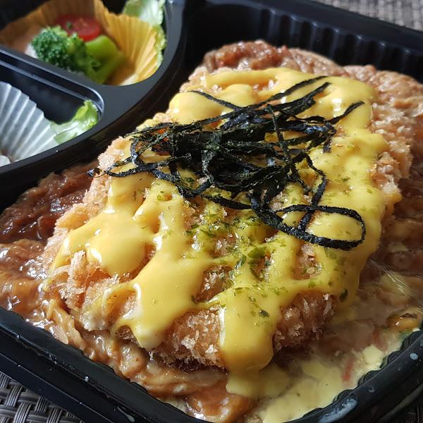 御選日本丼料理