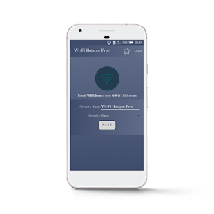 Wifi Hotspot Free - Portable & Easy Setup - náhled