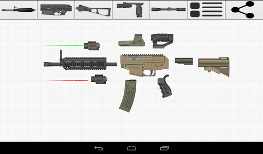 Weapon Builder Pro screenshot 11