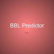 Big Bash Cricket Predictor
