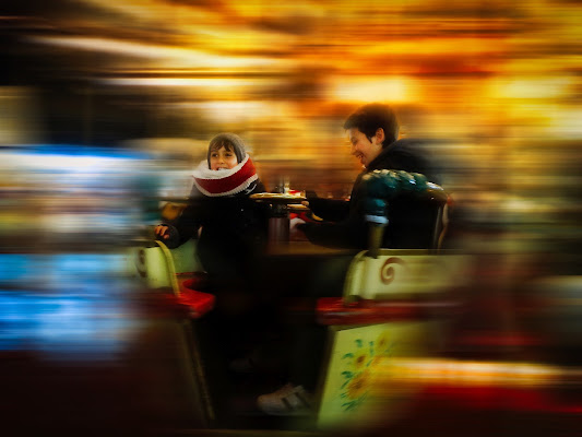 La felicità è un giro di giostra... di Montevecchi