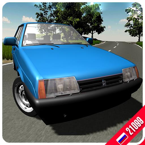 Симулятор вождения ВАЗ 2109