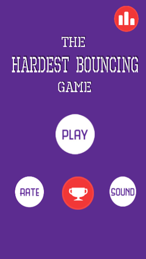 The Hardest Bouncing Game