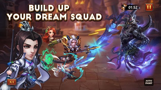 Heroes Charge Apk Download For Android and Iphone 5