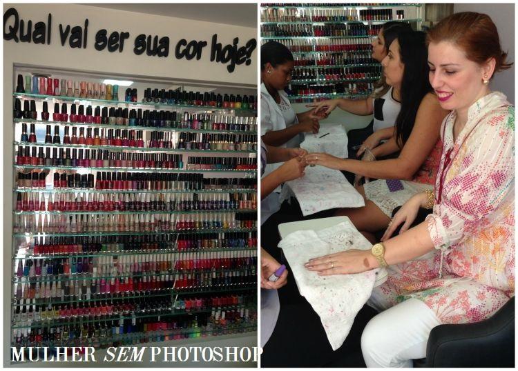 Encontro de Blogueiras Requinte das Unhas em Niterói